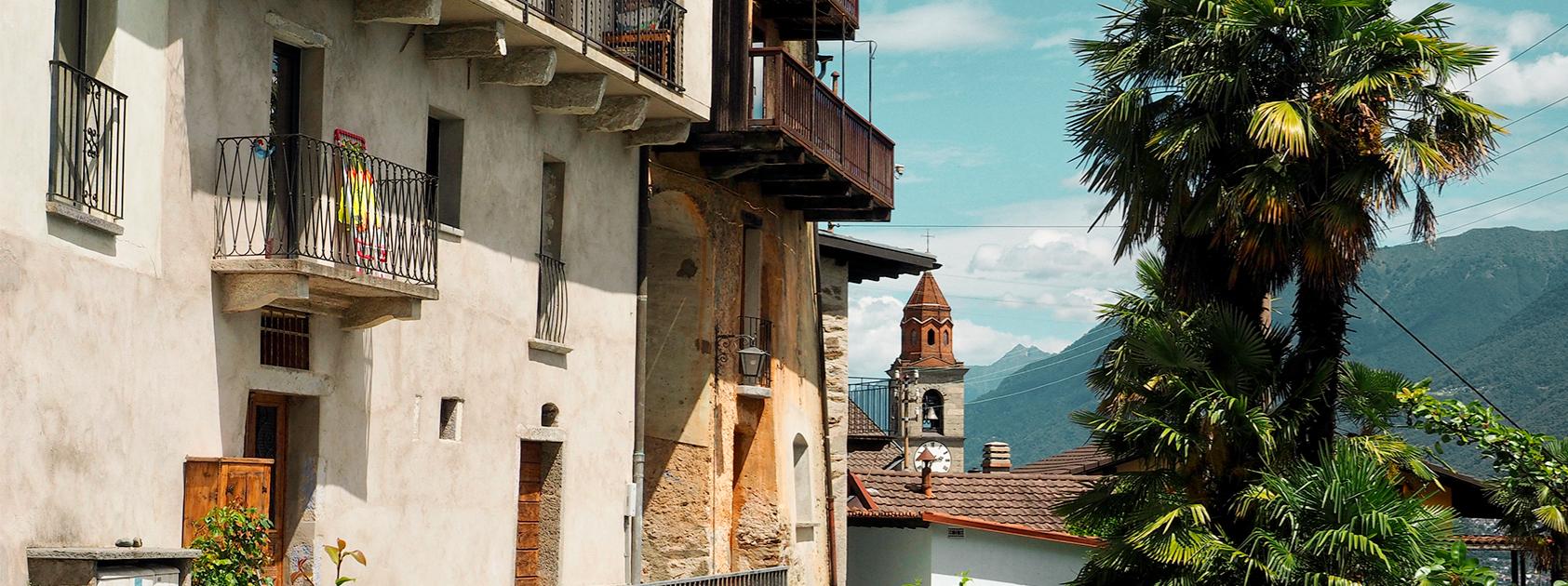 Frazioni Comune di Ronco Scopra Ascona