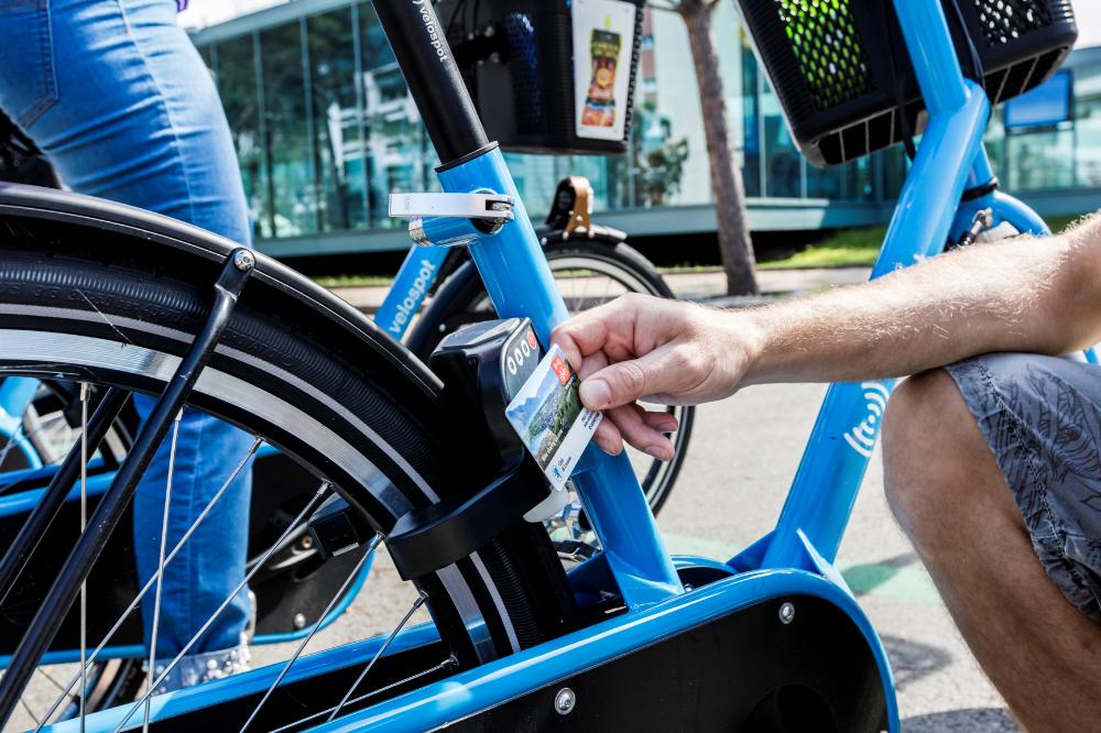 Bike Sharing Locarno Ronco Sopra Ascona