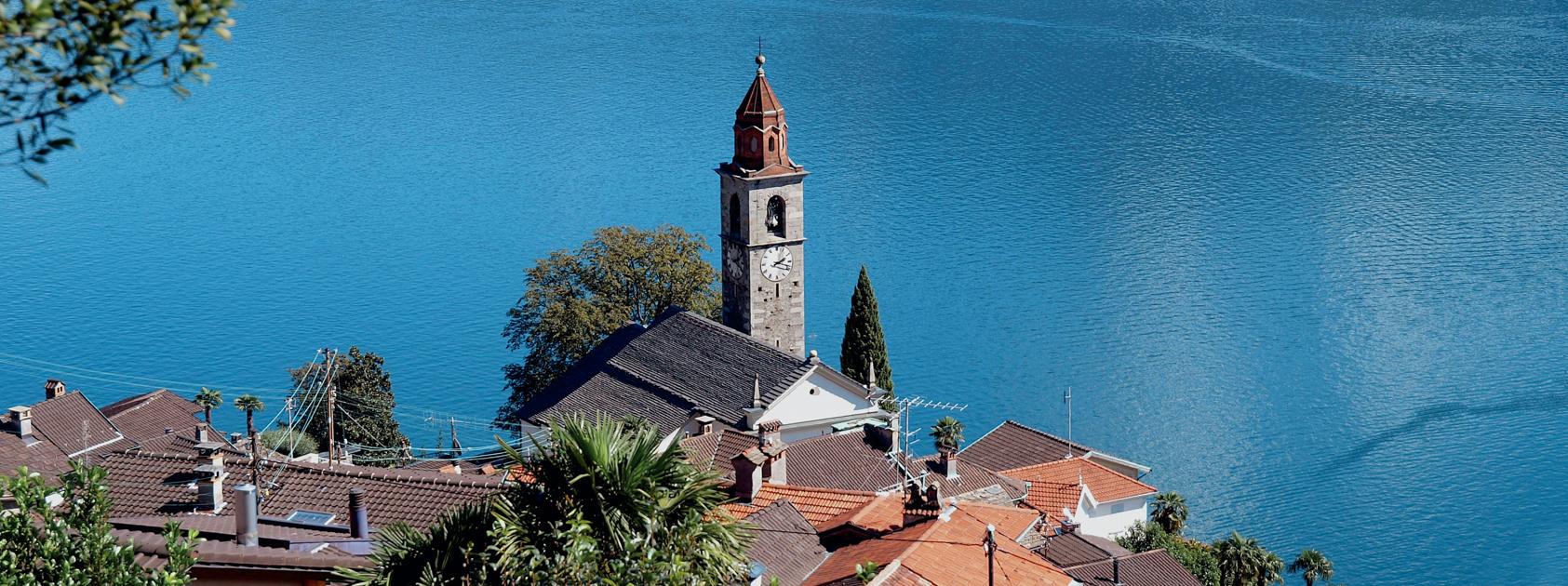 Ronco Scopra Ascona Strutture
